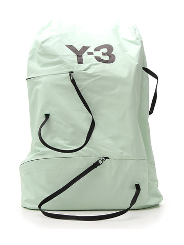 Y-3 Logo Print Backpack