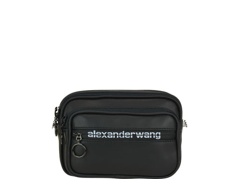 Alexander Wang Attica Logo Belt Bag