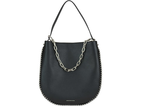 Alexander Wang Roxy Hobo Chain Shoulder Bag