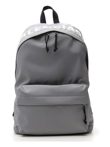 Balenciaga Wheel Logo Backpack