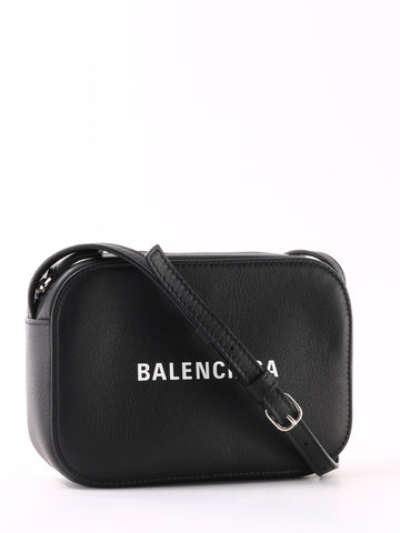 Balenciaga Everyday Logo Crossbody Bag
