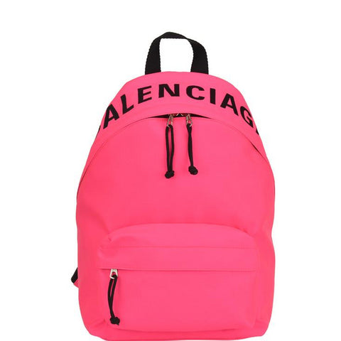 Balenciaga Wheel Backpack S