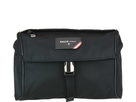Bally Falkon Buckled Belt Bag