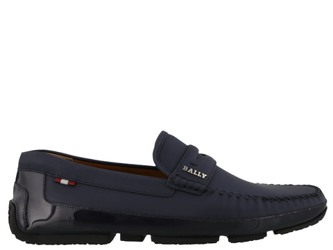 Bally Pintos Buckle Loafers