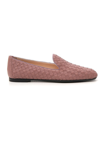 Bottega Veneta Intreccio Slippers