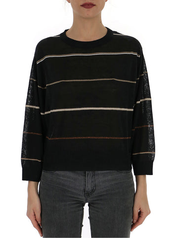 Brunello Cucinelli Striped Jumper