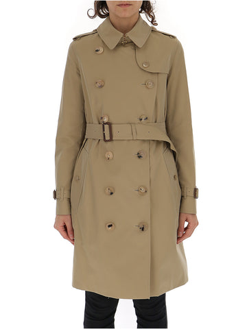 Burberry The Kensington Classic Fit Trench Coat