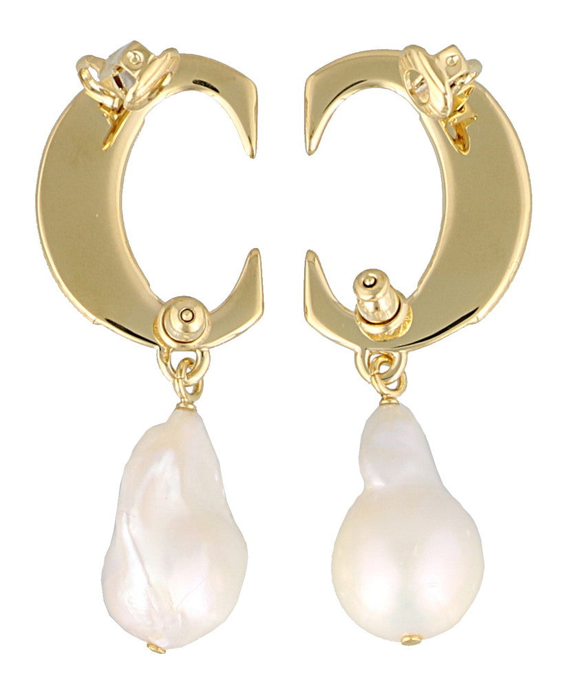 Chloé Darcey C Drop Earrings