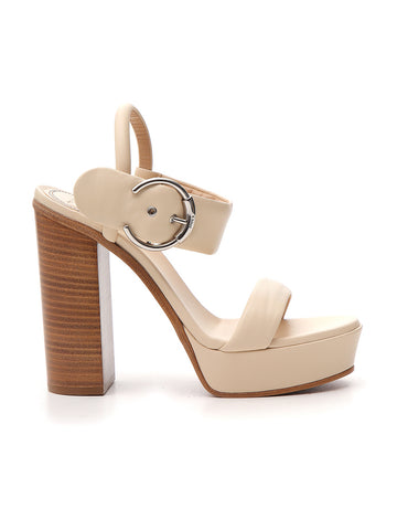 Chloé Ankle Strap Sandals