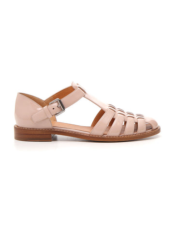 Church's Metallic Effect Sandals