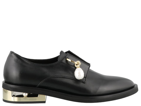 Coliac Kory Jewel Detail Derby Shoes