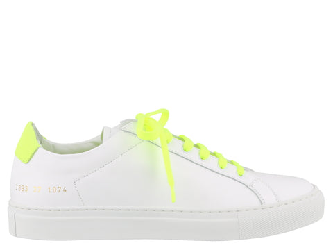 Common Projects Achilles Fluorescent Sneakers