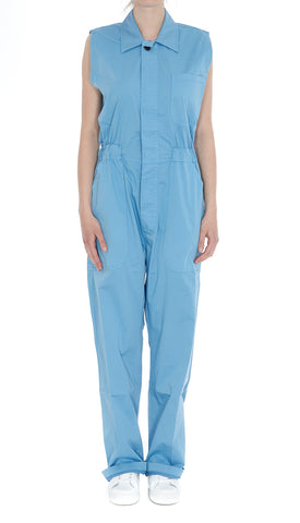 Department 5 Sleeveless Jumpsuit