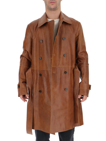 Desa 1972 Double-Breasted Coat