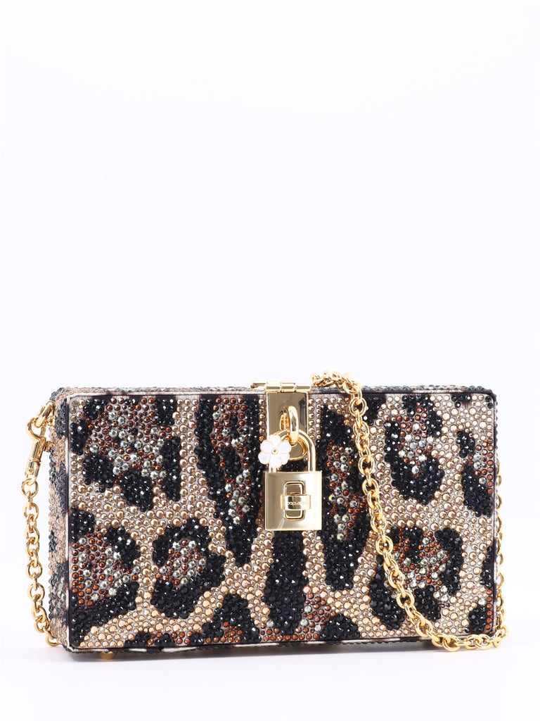 Dolce & Gabbana Dolce Box Clutch bag