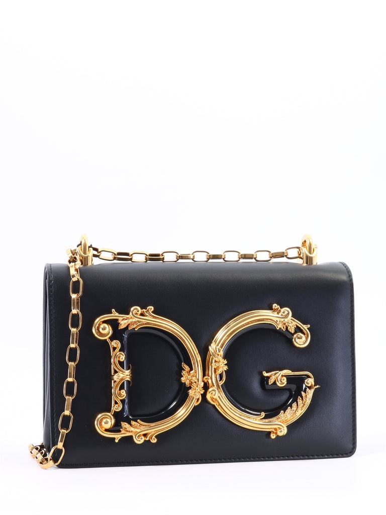 Dolce & Gabbana DG Chain Crossbody Bag