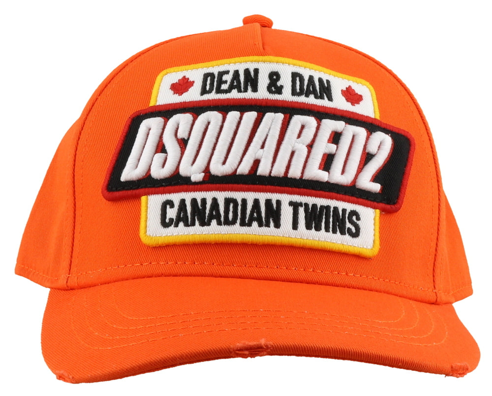 dad9597d Dsquared2 Logo Patch Cap – Cettire