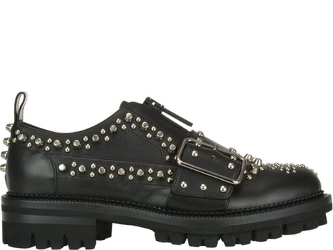 Dsquared2 Studded Zip Shoes
