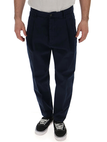 Dsquared2 Pleated Detail Chino Pants