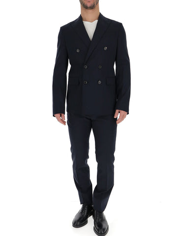 Dsquared2 Double Breasted Two Piece Suit