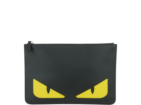 Fendi Bag Bugs Zip Pouch