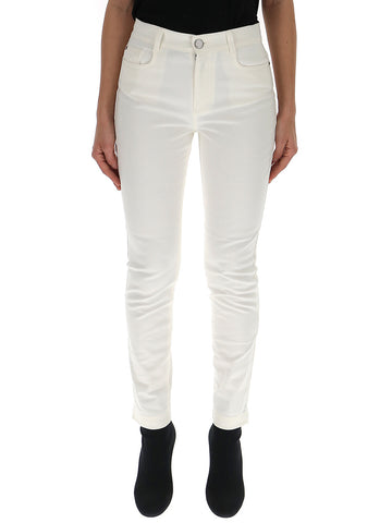 Fendi Tapered High Rise Jeans