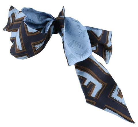 Fendi Double F Wrappy Scarf