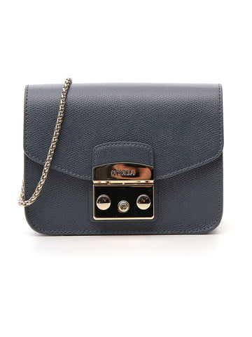 Furla Mini Metropolis Shoulder Bag