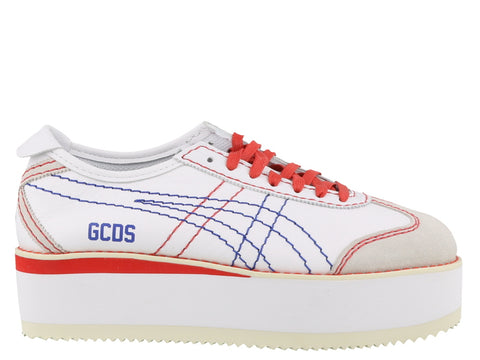 GCDS Mexico Platform Sneakers