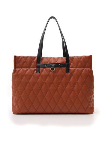 Givenchy Duo Quilted Tote Bag