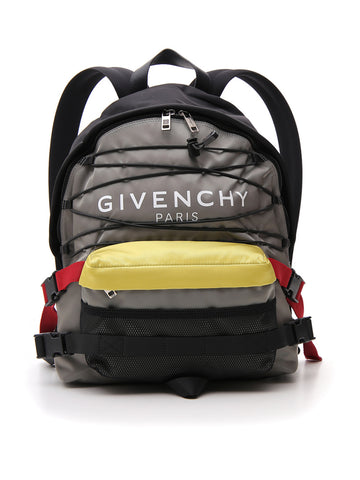 Givenchy Paris Hiking Nylon Backpack