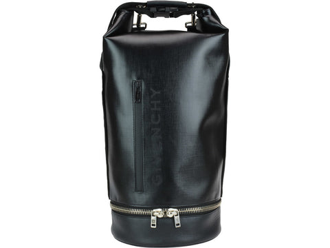 Givenchy Logo Cylinder Backpack