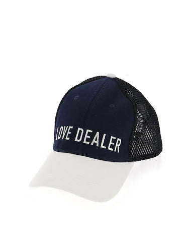 Golden Goose Deluxe Brand Love Dealer Hat