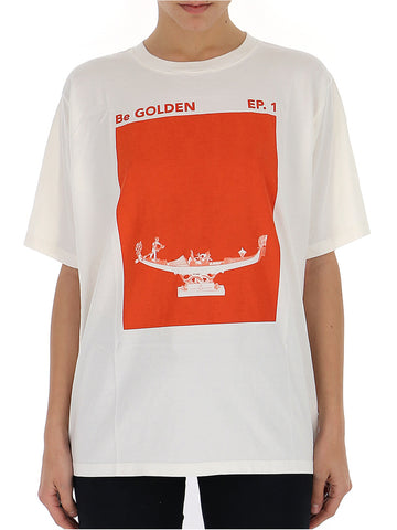 Golden Goose Deluxe Brand Cindy Relaxed Fit T-Shirt