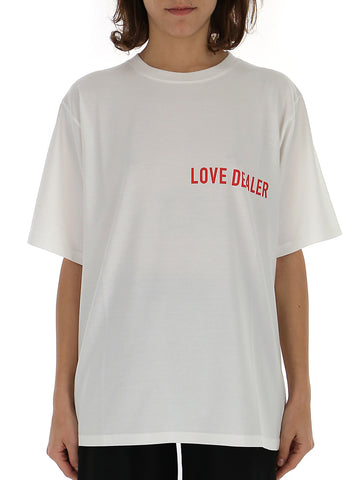 Golden Goose Deluxe Brand Love Dealer T-Shirt