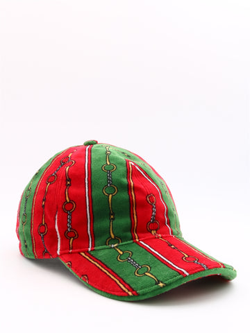 Gucci Chain Print Hat
