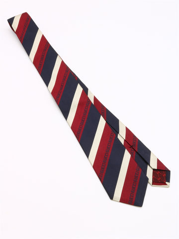 Gucci Stripe Patterned Neck-Tie
