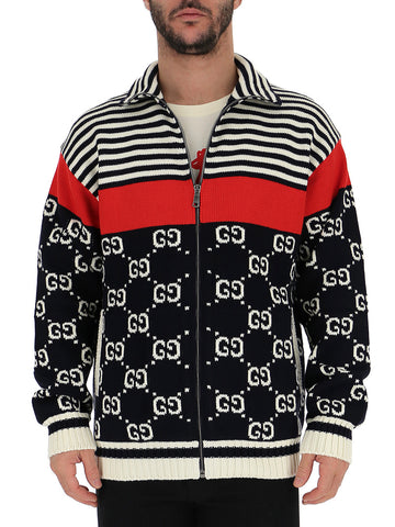 Gucci GG Striped Jacket