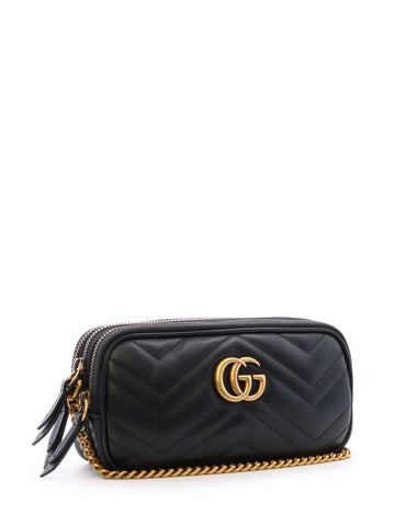 Gucci GG Marmont Chain Strap Bag