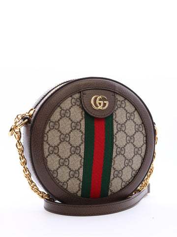 Gucci Ophidia GG Supreme Mini Shoulder Bag