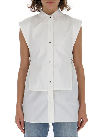 Helmut Lang Sleeveless Blouse