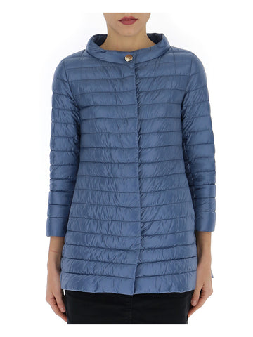 Herno Button Closure Padded Jacket