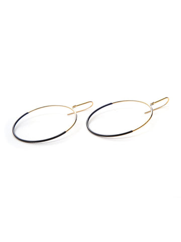Isabel Marant Étoile Circle Drop Earrings