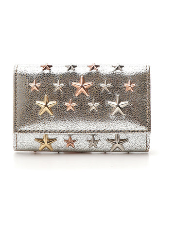 Jimmy Choo Star Studded Key Case