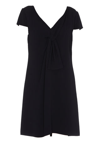 Lanvin V-Neck Dress