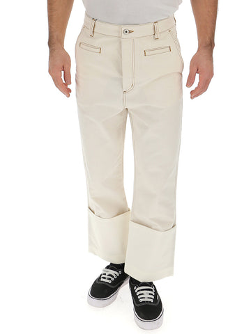 Loewe Contrast Stitch Jeans