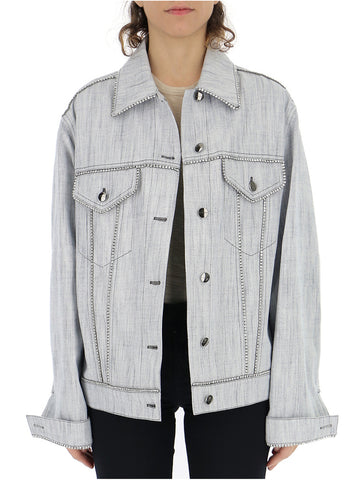 Marco De Vincenzo Classic Button-Up Jacket