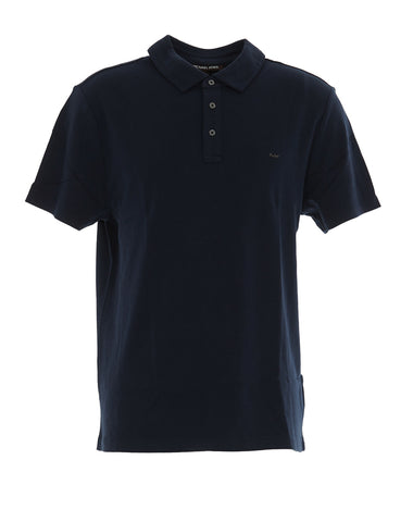 Michael Kors Logo Patch Polo Shirt