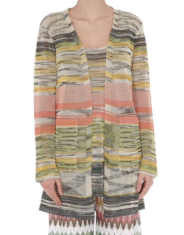Missoni Patterned Cardigan