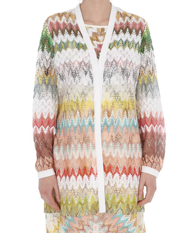 Missoni Pines Knit Cardigan